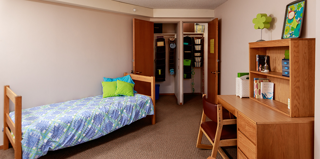Courtyard Residence Hall