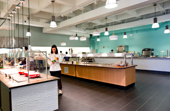 East Campus Dining Facility