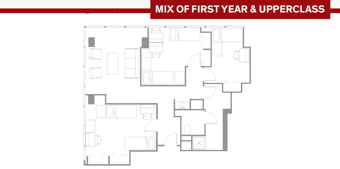 JST 5-Person Floor Plan