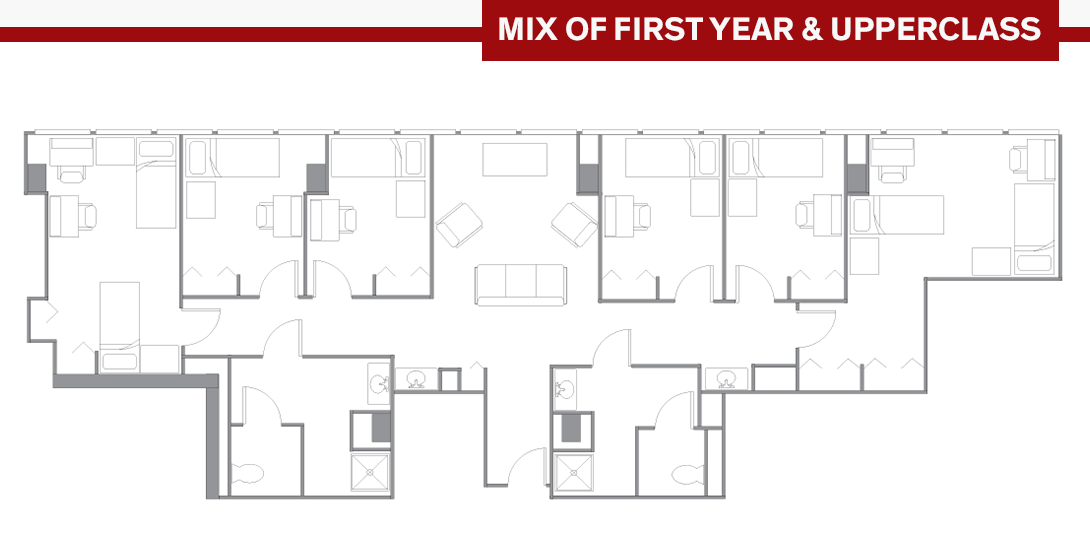 JST 8-Person Floor Plan