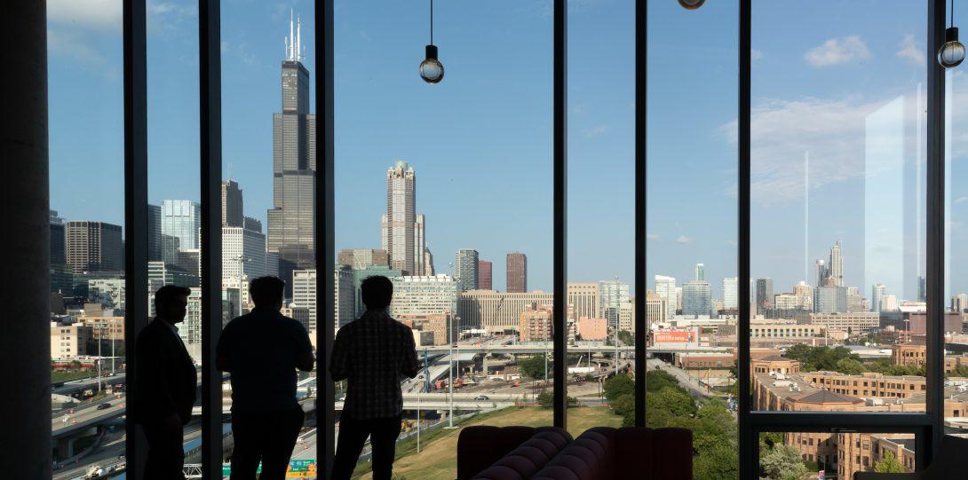 ARC Tenth Floor Sky Lounge View